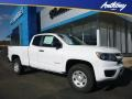 Chevrolet Colorado WT Extended Cab 4x4 Summit White photo #1