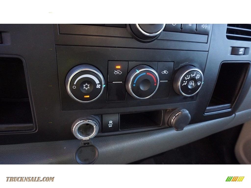 2013 Silverado 2500HD Work Truck Crew Cab 4x4 - Summit White / Dark Titanium photo #19