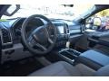 Ford F250 Super Duty XLT Crew Cab 4x4 Blue Jeans photo #9