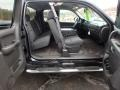 GMC Sierra 1500 SLE Extended Cab 4x4 Deep Indigo Metallic photo #19