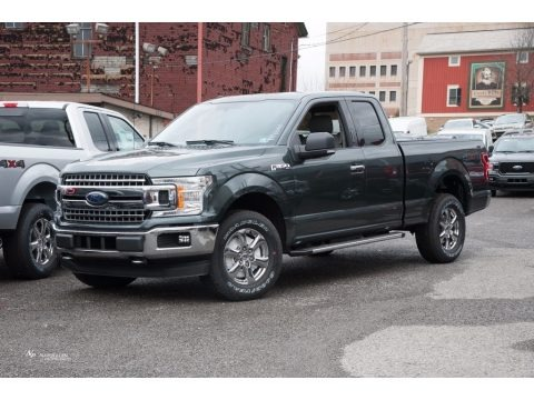 Guard 2018 Ford F150 XLT SuperCab 4x4