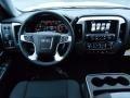 GMC Sierra 1500 SLE Crew Cab 4WD Summit White photo #9