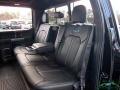 Ford F450 Super Duty Platinum Crew Cab 4x4 Shadow Black photo #13