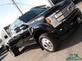 Ford F450 Super Duty Platinum Crew Cab 4x4 Shadow Black photo #36