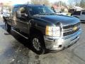 Chevrolet Silverado 2500HD LT Crew Cab 4x4 Blue Granite Metallic photo #5