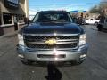 Chevrolet Silverado 2500HD LT Crew Cab 4x4 Blue Granite Metallic photo #25