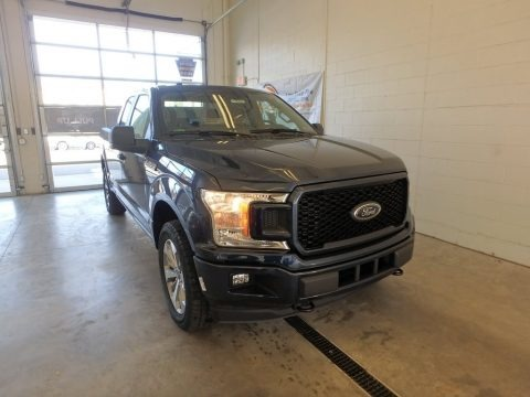 Blue Jeans 2018 Ford F150 STX SuperCab 4x4