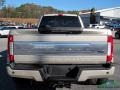 Ford F450 Super Duty Platinum Crew Cab 4x4 White Gold photo #4
