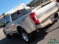 Ford F450 Super Duty Platinum Crew Cab 4x4 White Gold photo #38
