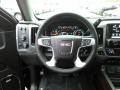 GMC Sierra 1500 SLT Double Cab 4WD Onyx Black photo #7