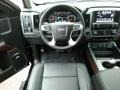 GMC Sierra 1500 SLT Double Cab 4WD Onyx Black photo #8