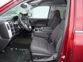 GMC Sierra 1500 SLE Crew Cab 4WD Red Quartz Tintcoat photo #6