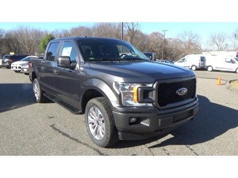 Magnetic 2018 Ford F150 STX SuperCrew 4x4