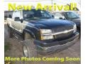 Chevrolet Silverado 2500HD LS Extended Cab 4x4 Dark Gray Metallic photo #1
