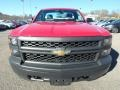 Chevrolet Silverado 1500 WT Regular Cab 4x4 Victory Red photo #2