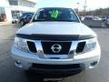 Nissan Frontier SV King Cab 4x4 Brilliant Silver photo #13