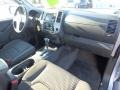 Nissan Frontier SV King Cab 4x4 Brilliant Silver photo #16