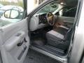 Chevrolet Silverado 1500 Work Truck Regular Cab 4x4 Graystone Metallic photo #6