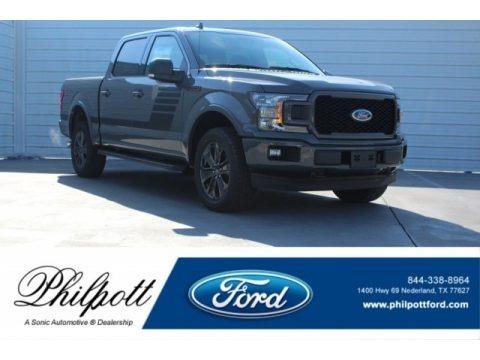 Lead Foot 2018 Ford F150 XLT SuperCrew 4x4