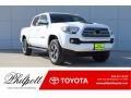 Toyota Tacoma TRD Sport Double Cab Super White photo #1