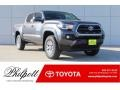 Toyota Tacoma SR5 Double Cab Magnetic Gray Metallic photo #1