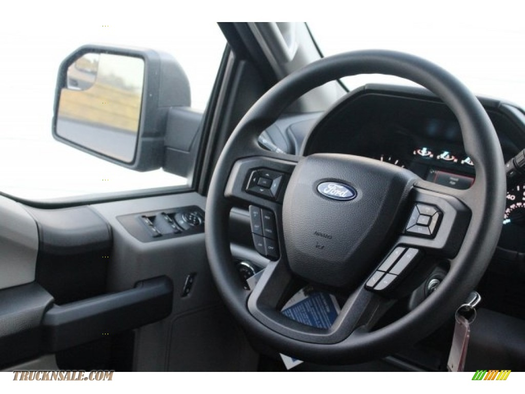 2018 F150 STX SuperCrew - Magnetic / Earth Gray photo #22