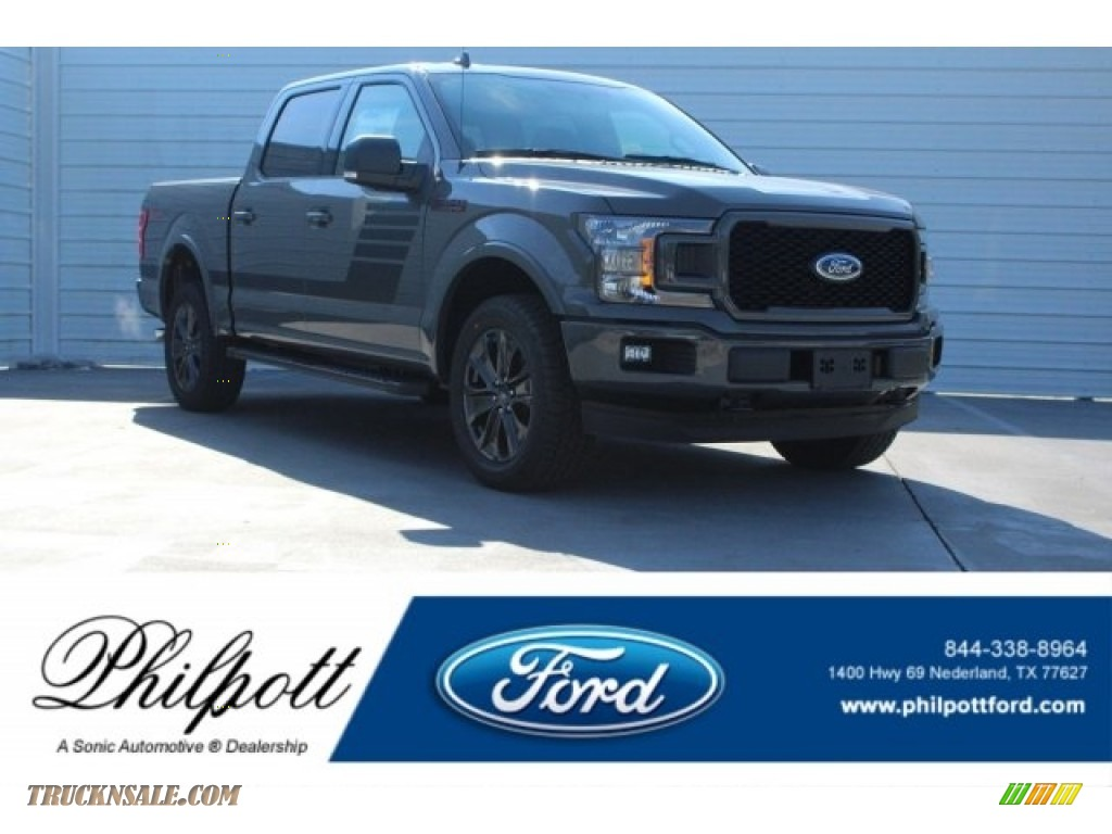 Lead Foot / Special Edition Black/Red Ford F150 XLT SuperCrew 4x4