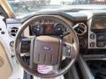 Ford F250 Super Duty Lariat Crew Cab 4x4 Oxford White photo #20