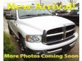 Dodge Ram 1500 SLT Quad Cab 4x4 Bright White photo #1