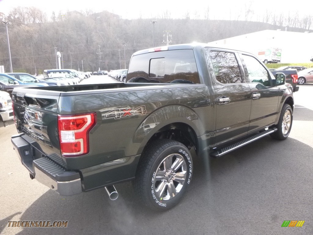 2018 F150 XLT SuperCrew 4x4 - Magnetic / Earth Gray photo #2