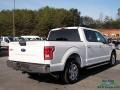 Ford F150 XLT SuperCrew Oxford White photo #5