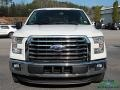 Ford F150 XLT SuperCrew Oxford White photo #8