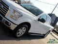 Ford F150 XLT SuperCrew Oxford White photo #30