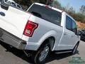 Ford F150 XLT SuperCrew Oxford White photo #32