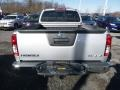 Nissan Frontier SV King Cab 4x4 Brilliant Silver photo #5