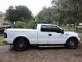 Ford F150 XLT SuperCab Oxford White photo #1