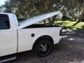 Ford F150 XLT SuperCab Oxford White photo #4