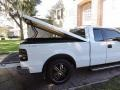 Ford F150 XLT SuperCab Oxford White photo #15