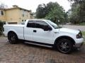 Ford F150 XLT SuperCab Oxford White photo #18