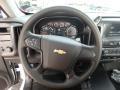Chevrolet Silverado 1500 WT Regular Cab 4x4 Summit White photo #18