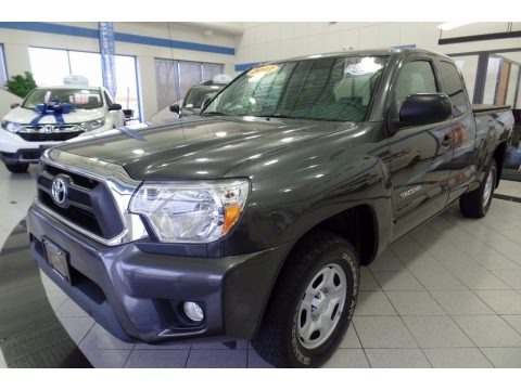 Magnetic Gray Mica 2012 Toyota Tacoma SR5 Access Cab