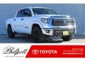 Toyota Tundra TSS CrewMax Super White photo #1