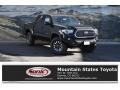 Toyota Tacoma TRD Off Road Double Cab 4x4 Midnight Black Metallic photo #1