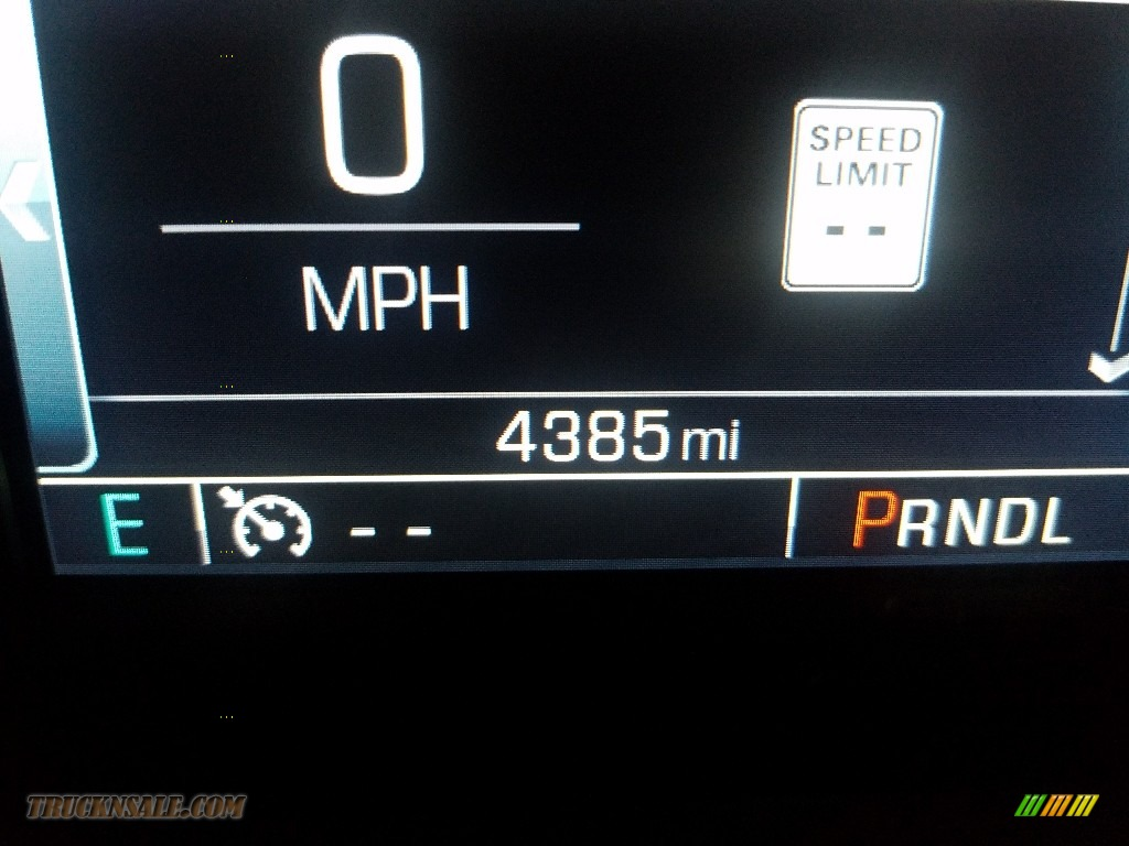 2017 Sierra 1500 SLT Crew Cab 4WD - Onyx Black / Jet Black photo #27