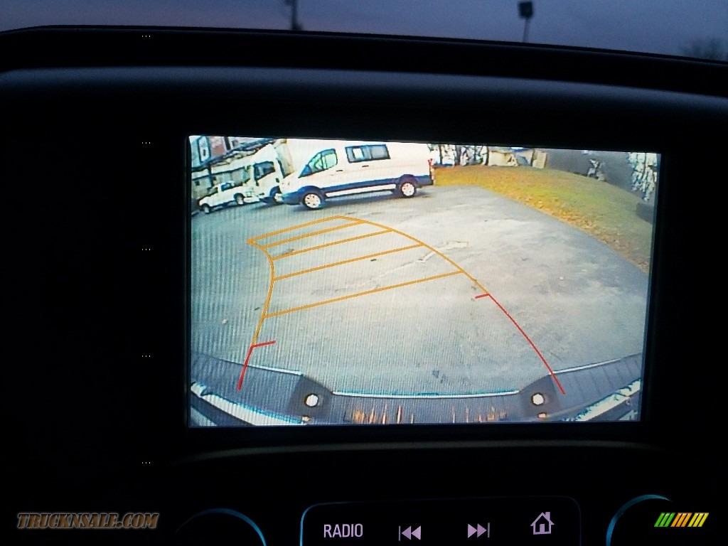 2017 Sierra 1500 SLT Crew Cab 4WD - Onyx Black / Jet Black photo #31