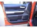 Toyota Tundra Limited CrewMax 4x4 Inferno Orange photo #24