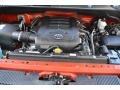 Toyota Tundra Limited CrewMax 4x4 Inferno Orange photo #27