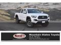 Toyota Tacoma TRD Off Road Access Cab 4x4 Super White photo #1