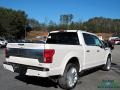 Ford F150 Limited SuperCrew 4x4 White Platinum photo #5