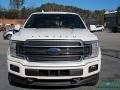 Ford F150 Limited SuperCrew 4x4 White Platinum photo #8
